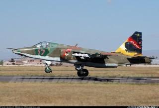 Azerbaijan tuyên bố bắn rơi 2 máy bay Su-25 Armenia trong 2 phút