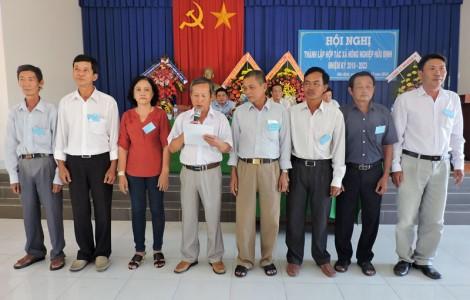Kinh tế hợp tác góp phần xây dựng nông thôn mới
