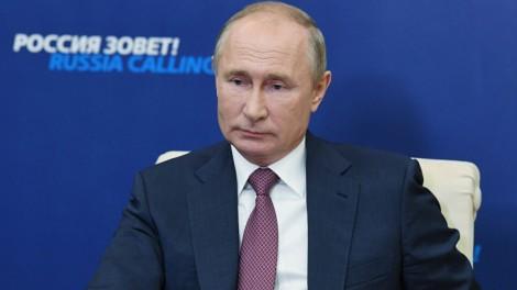 Tổng thống Putin: Dù tôi nói gì, Mỹ vẫn cáo buộc Nga can thiệp bầu cử