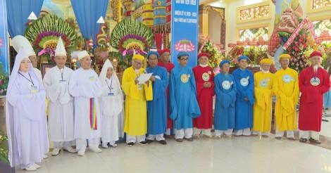 Hội thánh Cao Đài Tiên Thiên Đại hội đại biểu Nhơn sanh nhiệm kỳ 6