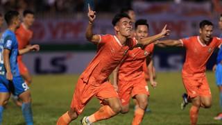 Đánh bại Phố Hiến, Bình Định giành vé lên chơi V.League 2021