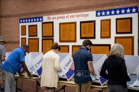 Số phiếu bầu sớm tại Texas vượt tổng số phiếu bầu của bang trong cuộc bầu cử năm 2016