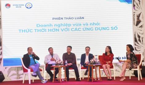 Kết nối giao thương với Hội Doanh nhân trẻ TP. Hồ Chí Minh