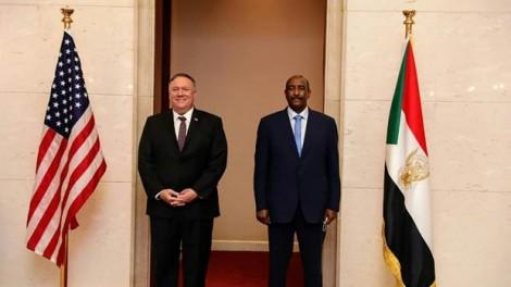 Sudan và Mỹ ký thỏa thuận về khôi phục quyền miễn trừ quốc gia