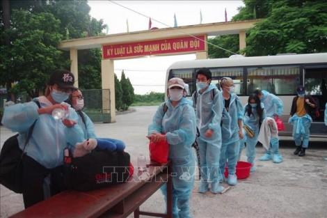 Chiều 31-10-2020, Việt Nam thêm 3 ca mắc mới COVID-19, đều là ca nhập cảnh