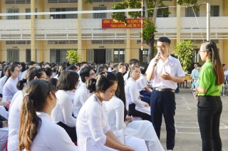 Tăng cường giáo dục đạo đức, lối sống cho học sinh