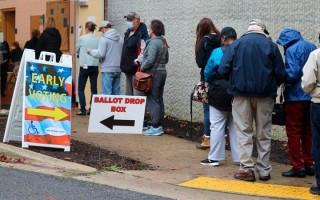 Hơn 95 triệu cử tri Mỹ đã bỏ phiếu sớm trong cuộc bầu cử Tổng thống Mỹ