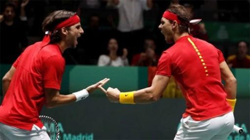 Nadal tái ngộ đồng đội cũ ở trận đầu Paris Masters 2020
