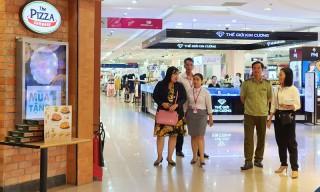 Thẩm định điều kiện điểm mua sắm phục vụ khách du lịch tại Trung tâm thương mại Sense City Bến Tre