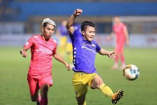 Quang Hải tỏa sáng, CLB Hà Nội đại thắng Sài Gòn