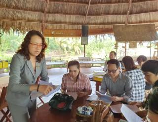 Bồi dưỡng nghiệp vụ hướng dẫn viên du lịch tại điểm