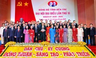 Thư cảm ơn của Ban Chấp hành Đảng bộ tỉnh khóa XI