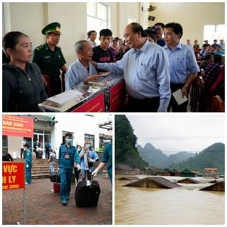 Chỉ đạo, điều hành của Chính phủ, Thủ tướng Chính phủ nổi bật tuần từ 2 – 6-11-2020