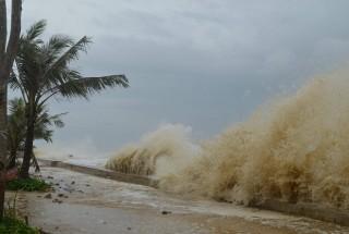 Công điện chỉ đạo ứng phó ATNĐ có thể mạnh lên thành bão