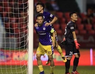 Than QN 0-4 Hà Nội FC: Trở thành cựu vương