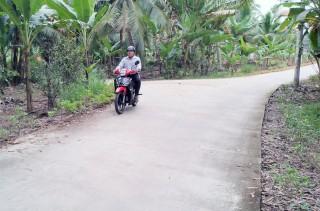 Cựu chiến binh xã Phú Túc tích cực đóng góp xây dựng nông thôn mới