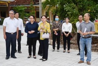 Khảo sát và triển khai kế hoạch hội thảo khoa học về cụ Phó bảng Nguyễn Sinh Sắc