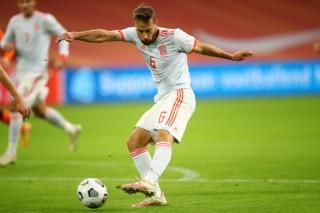 Van de Beek tỏa sáng giúp Hà Lan cầm chân Tây Ban Nha