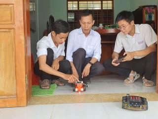 Triển vọng phong trào sáng tạo khoa học kỹ thuật trong học sinh