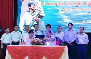Bộ Tư lệnh Vùng 2 Hải quân - Ban Tuyên giáo Tỉnh ủy Bến Tre phối hợp tuyên truyền biển, đảo năm 2021