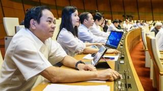 Quốc hội thông qua dự thảo Luật Cư trú (sửa đổi)