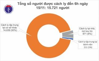 Việt Nam có thêm 9 ca mắc Covid-19 mới đều được cách ly khi nhập cảnh