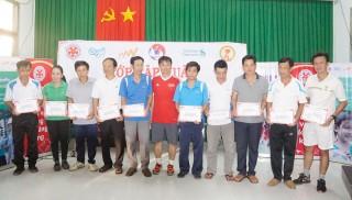 Lớp tập huấn Huấn luyện viên bóng đá phong trào tỉnh Bến Tre năm 2020