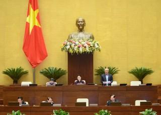 Hôm nay, Quốc hội biểu quyết việc bỏ HĐND quận, phường ở TP. Hồ Chí Minh