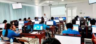 TP. Bến Tre tập huấn hướng dẫn sử dụng dịch vụ công trực tuyến mức độ  4