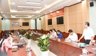 Họp báo thông tin Kỳ họp thứ 19 - HĐND tỉnh khóa IX