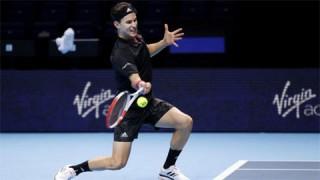 Thiem hạ Nadal, đoạt vé bán kết ATP Finals 2020