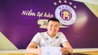 Hà Nội FC gia hạn hợp đồng thêm 3 năm với thủ môn Văn Công