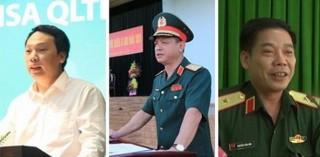 Thủ tướng bổ nhiệm nhân sự Bộ Thông tin và Truyền thông, Bộ Quốc phòng