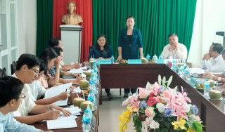Trung ương Hội Nông dân Việt Nam làm việc với Hội Nông dân tỉnh