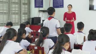 Nhà giáo ưu tú Trần Thị Phương