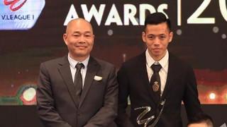 Văn Quyết, HLV Việt Hoàng đoạt danh hiệu xuất sắc nhất mùa giải 2020