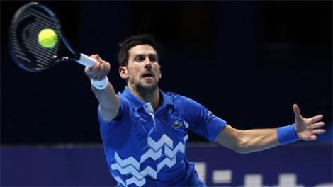 Djokovic, Nadal cùng bị loại ở bán kết ATP Finals 2020