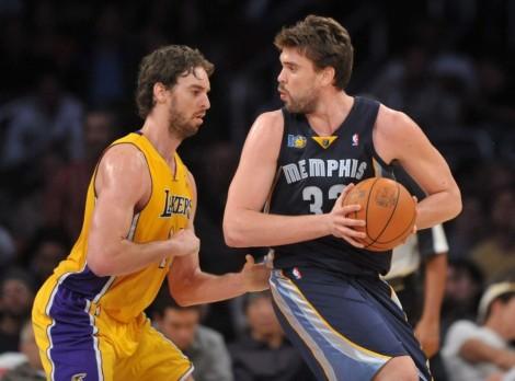 Marc Gasol gia nhập LA Lakers