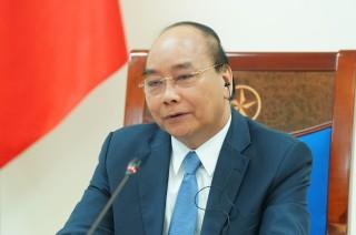 Thủ tướng Nguyễn Xuân Phúc và Thủ tướng Campuchia hội đàm trực tuyến