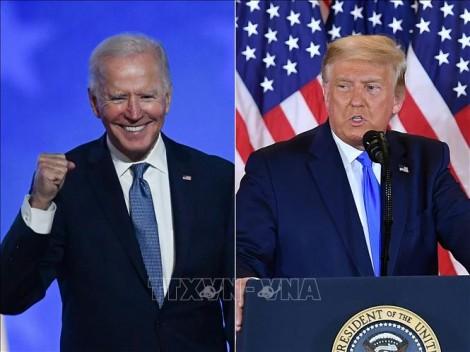 Ông Joe Biden hoan nghênh Tổng thống Trump mở đường cho chuyển giao quyền lực