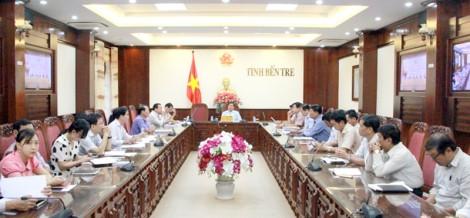 Hội nghị trực tuyến về công tác xây dựng, hoàn thiện và thi hành pháp luật