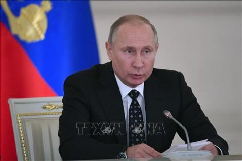 Tổng thống Nga Putin nêu lý do chưa tiêm vaccine Sputnik V