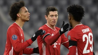 Man City và Bayern Munich giành vé vào vòng 1/8 Champions League