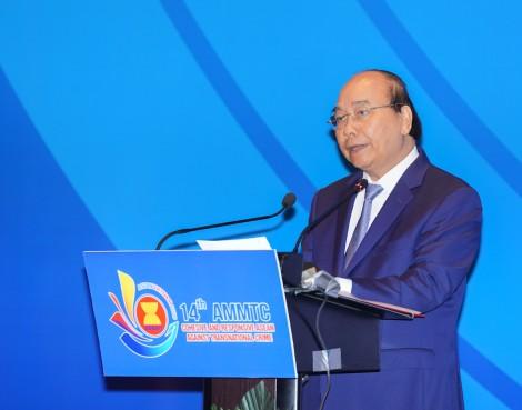 Khai mạc Hội nghị Bộ trưởng ASEAN về phòng, chống tội phạm xuyên quốc gia
