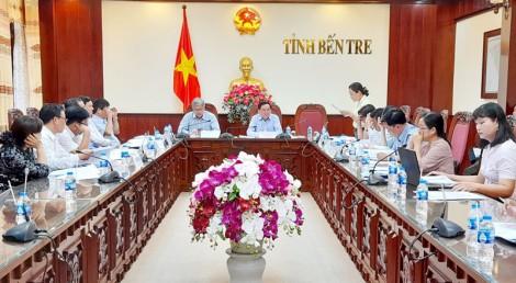 Hội đồng Thi đua - Khen thưởng tỉnh Bến Tre họp phiên thứ 3 năm 2020