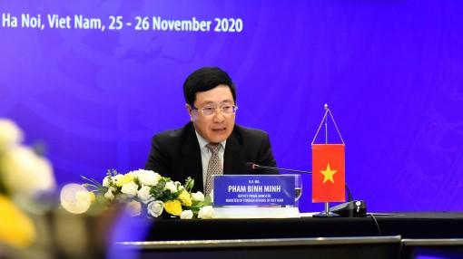 Việt Nam chủ trì họp nhóm nước Ủy viên không thường trực Hội đồng Bảo an