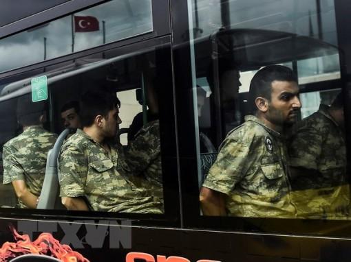 Thổ Nhĩ Kỳ tuyên án tù chung thân với hàng trăm đối tượng liên quan vụ đảo chính năm 2016
