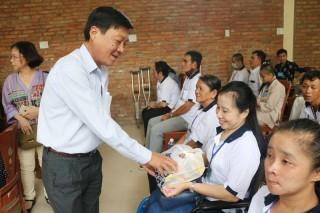 Tổ chức kỷ niệm Ngày Quốc tế người khuyết tật 3-12