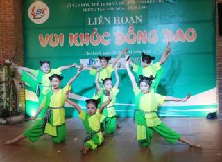 Trường Tiểu học Vĩnh Thành A đạt giải A liên hoan âm nhạc truyền thống