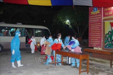 Chiều 28-11-2020, Việt Nam thêm 2 ca mắc mới COVID-19